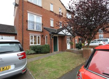 Thumbnail 4 bedroom town house to rent in Chesterton Court, Chester, Cheshire
