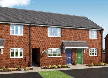"Thumbnail 3 bedroom property for sale in ""The Laurel At Mill Farm, Tibshelf"" at Mansfield Road, Tibshelf, Alfreton"