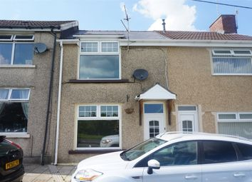 Thumbnail 2 bed terraced house for sale in St Annes Crescent, Bargoed