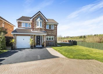 Thumbnail 4 bed detached house for sale in Yew Tree Drive, Woodlesford, Leeds