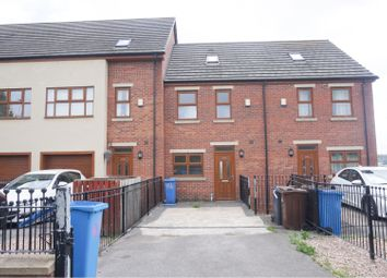 Thumbnail 4 bed town house to rent in Grimesthorpe Road, Sheffield