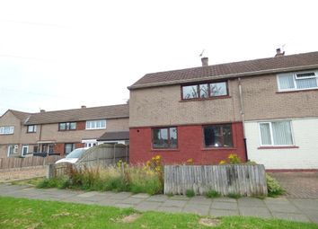 2 bed terraced house for sale in Silverdale Road, Carlisle CA1