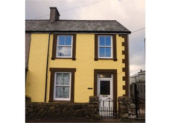 Thumbnail 3 bedroom semi-detached house for sale in Waunfawr, Caernarfon
