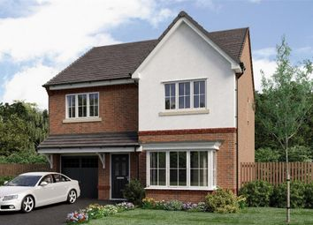 "Thumbnail 4 bedroom detached house for sale in ""Tressell"" at Hind Heath Road, Sandbach"