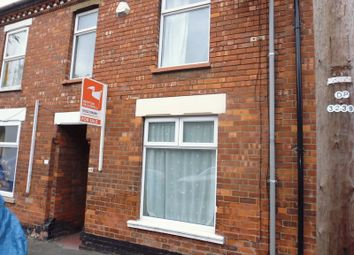 Thumbnail 2 bed terraced house to rent in Coleby Street, Lincoln