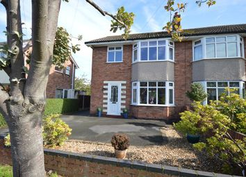 Thumbnail 3 bed semi-detached house for sale in Queens Drive, Sandbach, Cheshire
