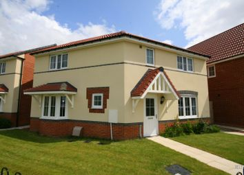 Thumbnail 3 bed detached house for sale in Richardson Way, Consett