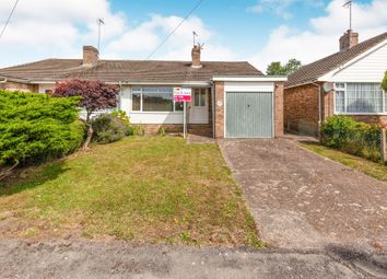 Thumbnail 2 bedroom semi-detached bungalow for sale in Hawkswood Road, Hailsham