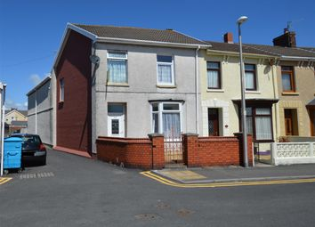Thumbnail 4 bed end terrace house for sale in Lakefield Road, Llanelli
