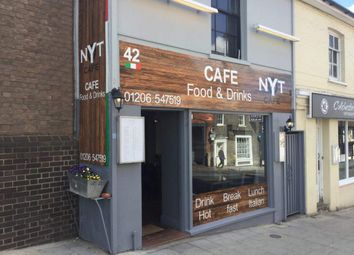 Thumbnail Restaurant/cafe for sale in North Hill, Colchester