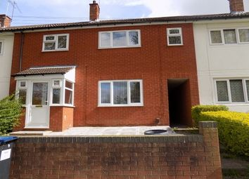 Thumbnail 4 bed terraced house to rent in Cross Farm Road, Harborne