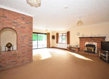 Thumbnail 5 bed bungalow for sale in Ryegrass Close, Walderslade, Chatham, Kent