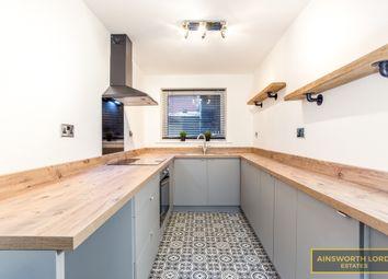 Thumbnail 4 bed town house for sale in Jubilee Street, Bold Venture, Darwen