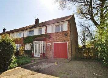 Thumbnail 5 bed semi-detached house to rent in Downes Road, Sandridge, St.Albans