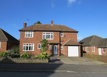 Thumbnail 4 bed detached house for sale in Prestwood Drive, Nottingham