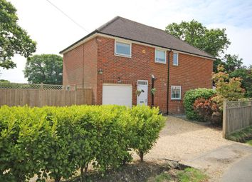 Thumbnail 4 bed detached house for sale in Hare Lane, New Milton