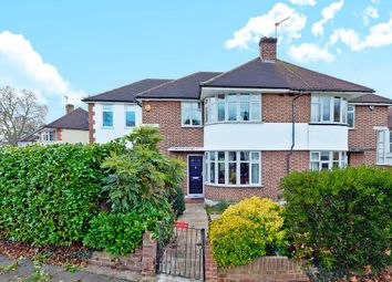 Thumbnail 4 bed semi-detached house for sale in Sterry Drive, Epsom