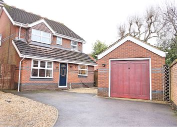 Thumbnail 4 bed detached house for sale in Squires Copse, Swindon