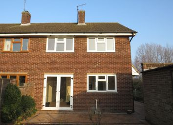 Thumbnail 3 bedroom semi-detached house for sale in Friary Meadow, Bury St. Edmunds