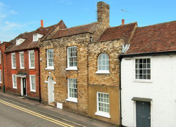 Thumbnail 4 bed terraced house for sale in High Street, Sturry, Canterbury