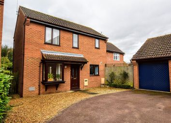 Thumbnail 3 bed detached house for sale in Hockliffe Brae, Walnut Tree, Milton Keynes