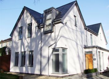Thumbnail 5 bed detached house to rent in Cheriton Road, Winchester, Hampshire