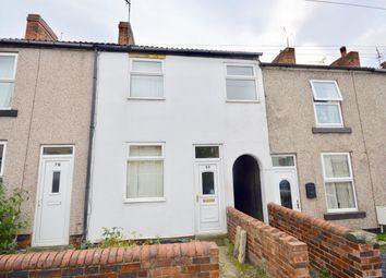 Thumbnail 2 bed terraced house for sale in South Street North, New Whittington, Chesterfield