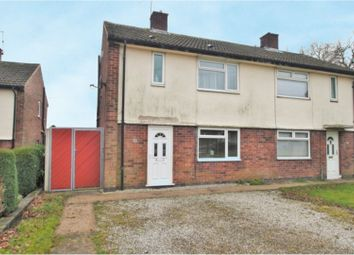Thumbnail 3 bed semi-detached house for sale in Broom Avenue, Pilsley, Chesterfield