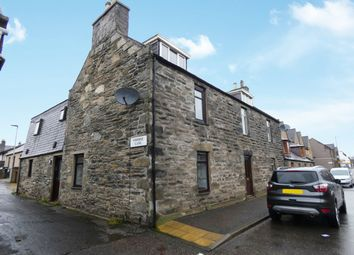 Thumbnail 3 bed terraced house for sale in Moss Street, Keith, Banffshire