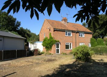 Thumbnail 3 bedroom semi-detached house to rent in Church Lane, Walberswick, Suffolk