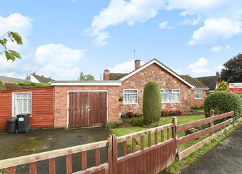 Thumbnail 3 bed detached bungalow for sale in Hay On Wye 4 Miles, Glasbury On Wye