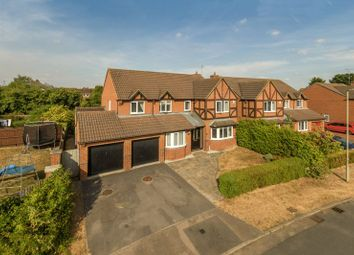 Thumbnail 5 bed detached house for sale in Jay Close, Bicester