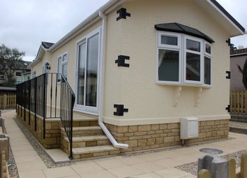 Thumbnail 2 bedroom mobile/park home for sale in Rustywell Park, Yeovil