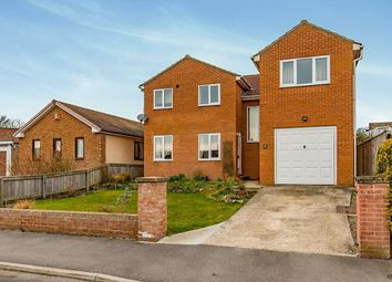 Thumbnail 4 bed detached house for sale in Judith Close, Heighington Village, Newton Aycliffe