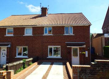 3 bed semi-detached house for sale in Postern Crescent, Morpeth NE61