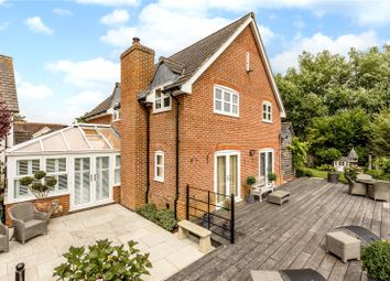 Thumbnail 4 bed detached house for sale in Potters Corner, The Avenue, Hambrook, Chichester
