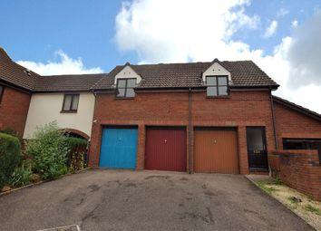 Thumbnail 2 bed semi-detached house to rent in Babblebrook Mews, Pinhoe, Exeter