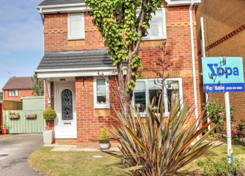Thumbnail 3 bed detached house for sale in Oaklands, Hornsea