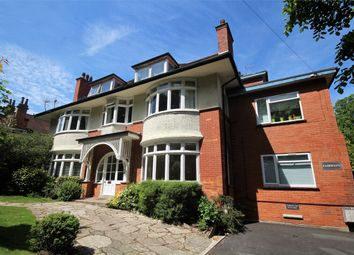 Thumbnail 2 bedroom flat for sale in Fairways, 34 Queens Park West Drive, Bournemouth, Dorset
