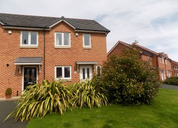 Thumbnail 3 bed semi-detached house for sale in Brookside, Carlisle