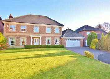 Thumbnail 5 bed detached house for sale in Dalamere Close, High Generals Wood, Washington, Tyne & Wear.