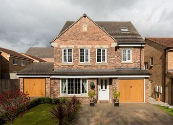 Thumbnail 4 bed detached house for sale in Principal Rise, Dringhouses, York