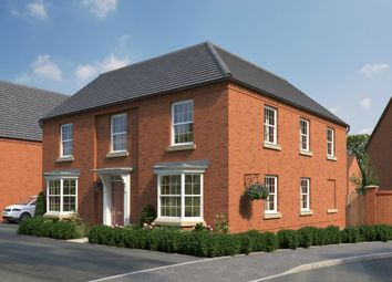 "Thumbnail 4 bed detached house for sale in ""Eden"" at Carters Lane, Kiln Farm, Milton Keynes"