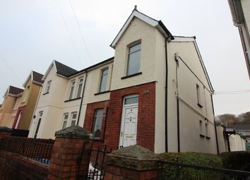 Thumbnail 3 bed semi-detached house for sale in Mill Road, Pontllanfraith, Blackwood