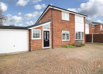 3 bed detached house for sale in Hexham Close, Ipswich IP2