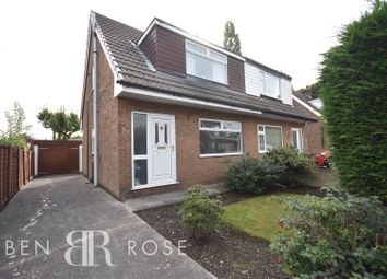 Thumbnail 3 bed semi-detached house to rent in Princess Street, Leyland