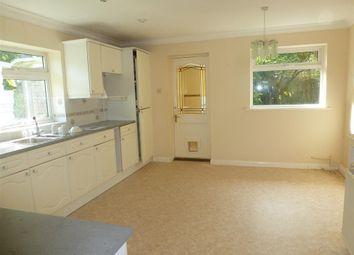 Thumbnail 4 bed detached bungalow to rent in Battle Road, Hailsham