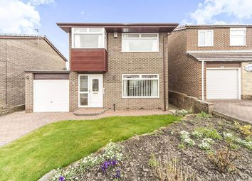 Thumbnail 3 bed detached house for sale in The Meadows, Bournmoor, Houghton Le Spring