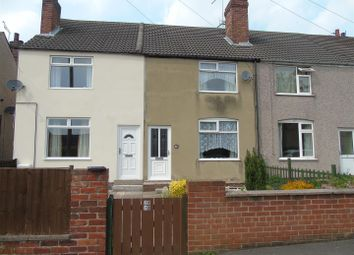 Thumbnail 2 bed terraced house for sale in Sherwood Street, Bolsover, Chesterfield