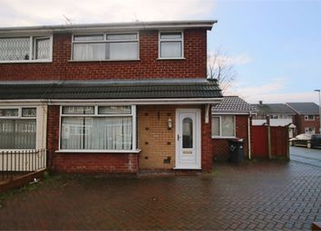 Thumbnail 3 bed semi-detached house for sale in Romford Avenue, Leigh, Lancashire
